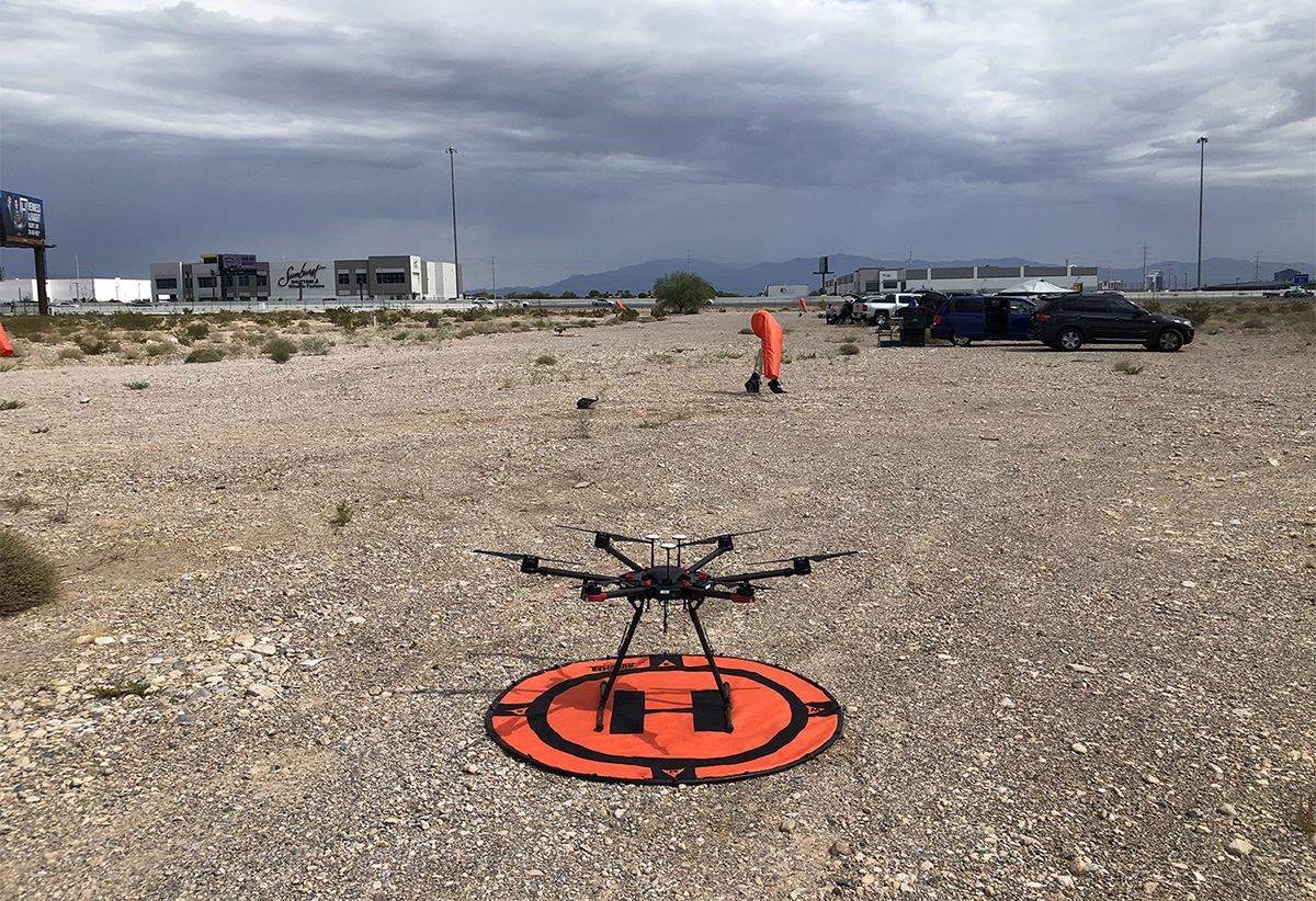 AggieAir Partners with FAA & Industry Experts to Develop Drone Traffic Management System