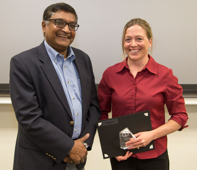 UWRL Faculty Members Recognized at College of Engineering Awards