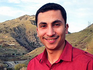 Adel Abdallah receives AWWA Intermountain Section Diversity Award