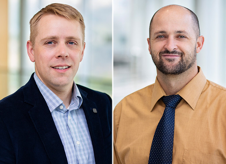 UWRL Welcomes Two New Faculty Members