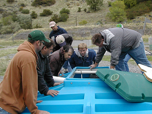Utah On-Site Wastewater Treatment Training Program Demonstration Site