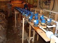 Performance testing residential flow meters