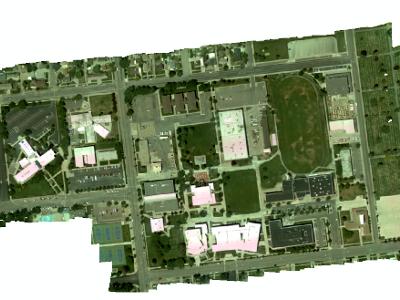 USU Price Campus RBG Mosaic