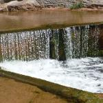 Virgin River Fish Barrier