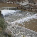Virgin River Gorge Fish Barrier